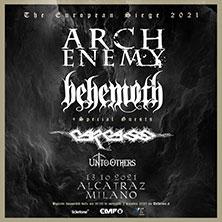 Arch Enemy - Behemoth