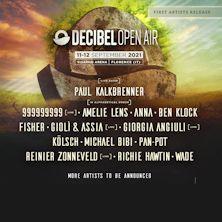 Decibel Open Air 2021 Abb.to 2 Giorni