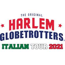 Harlem Globetrotters Italian Tour 2021