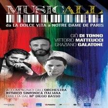 Biglietti Evento Musicall - TORRE DEL LAGO