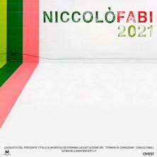 Biglietti Evento Niccolo' Fabi - Niccolo' Fabi 2021 - CASTIGLIONCELLO