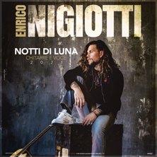 Biglietti Evento Enrico Nigiotti - CASTIGLIONCELLO