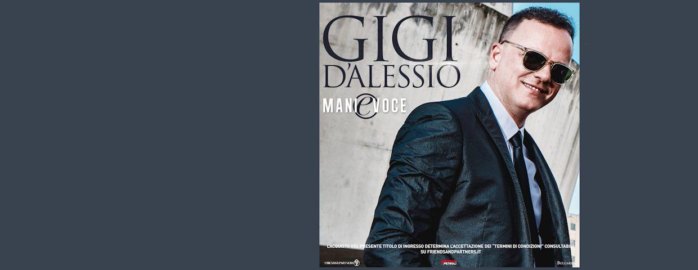 Gigi D'Alessio Tickets - TicketOne