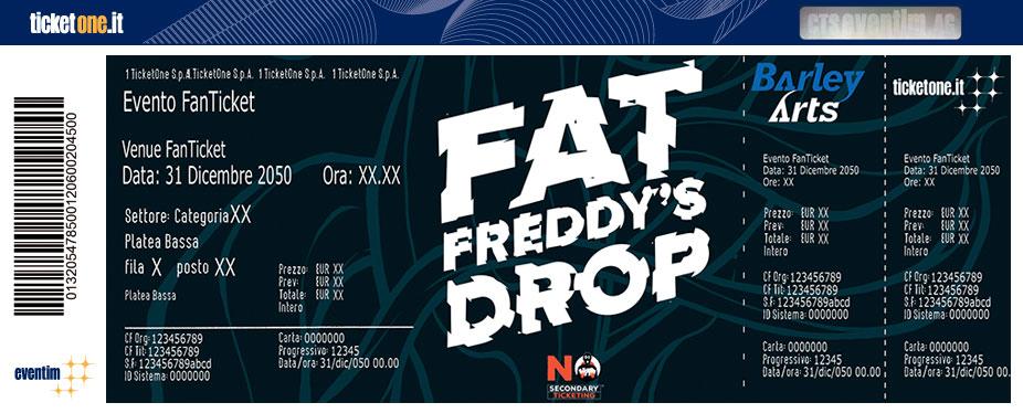 Calendario Rimborsi Qui Ticket 2020.Fat Freddy S Drop Milano 24 03 20 Tickets Ticketone