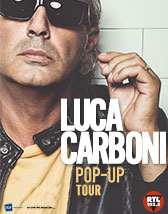 Luca Carboni - Pop Up Tour Teatri