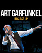 Art Garfunkel In Close Up