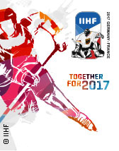 2017 IIHF Ice Hockey World Championship