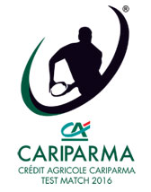 Rugby Credit Agricole Cariparma Test Match 2016