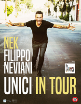 Nek - Unici in Tour