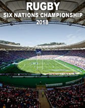 Rugby Six Nations Championship 2018