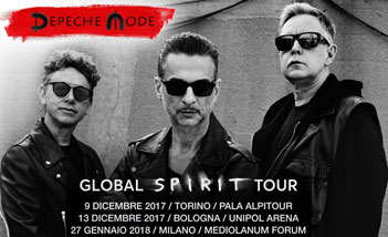Depeche Mode - Tour Indoor