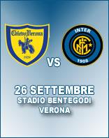 biglietti Chievo-Inter, prevendite Chievo-Inter