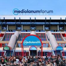 Mediolanum forum assago ticketone for Assago beach forum
